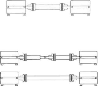 FLOATING SHAFT COUPLINGS