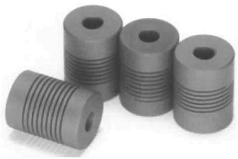 HELICAL BEAM SHAFT COUPLINGS Number of Coils