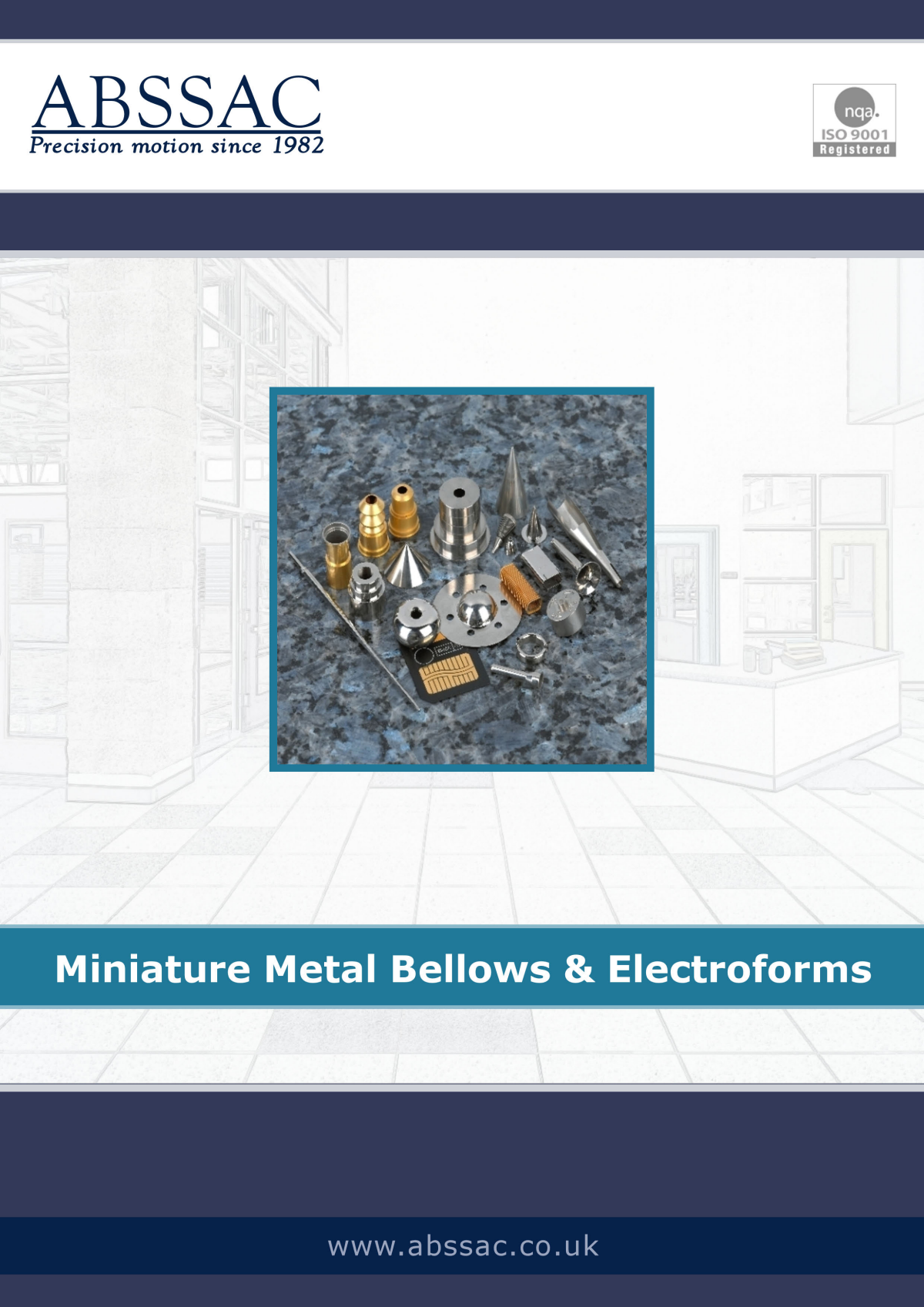 Miniature Metal Bellows & Electroforms Page 11