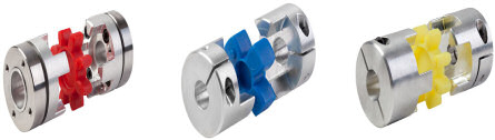 Abssac Jaw Couplings