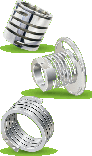 Machined springs 1