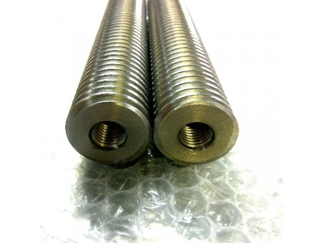 Custom lead screws for nuclear and marine applications