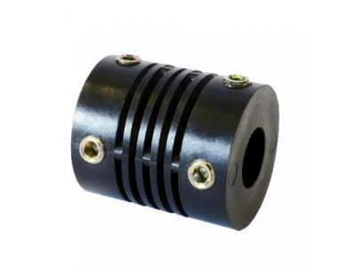Arduous plastic shaft  coupling in critical application