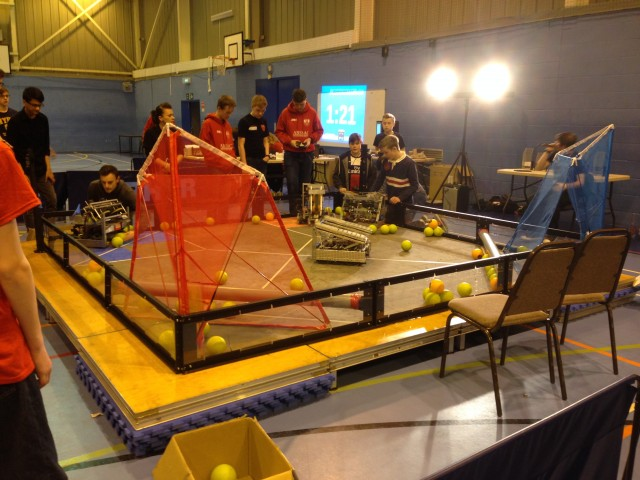 Nothing But Net - VEX Robotics competition
