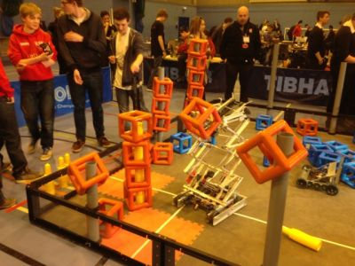 Abssac Sponsors The De Montfort School Robotics Team to National Finals