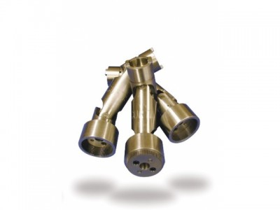 Flight critical universal joint