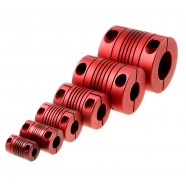 Helical Shaft Couplings