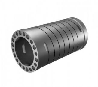 Machined Spring - Torsion Form