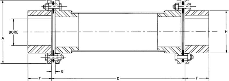 Steel Shaft 12.00 in 0.500 in D