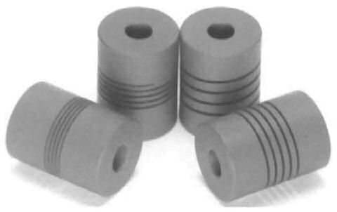 HELICAL BEAM SHAFT COUPLINGS Coil Width