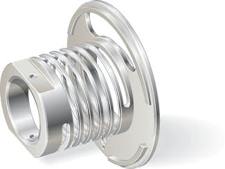 Machined Spring