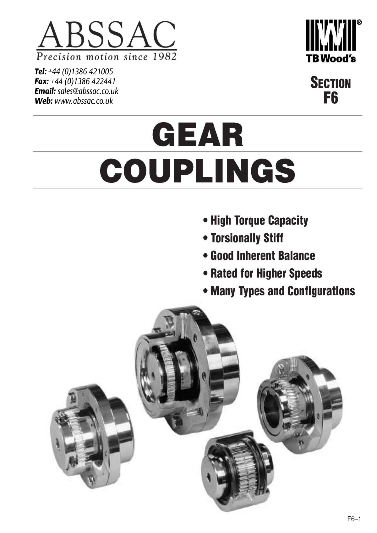 Gear Shaft Coupling Page 13