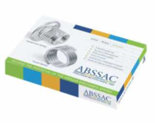 Abssac Machined Springs - ask for one of our demo packs to be sent for your attention