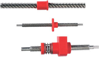 Miniature Lead Screws