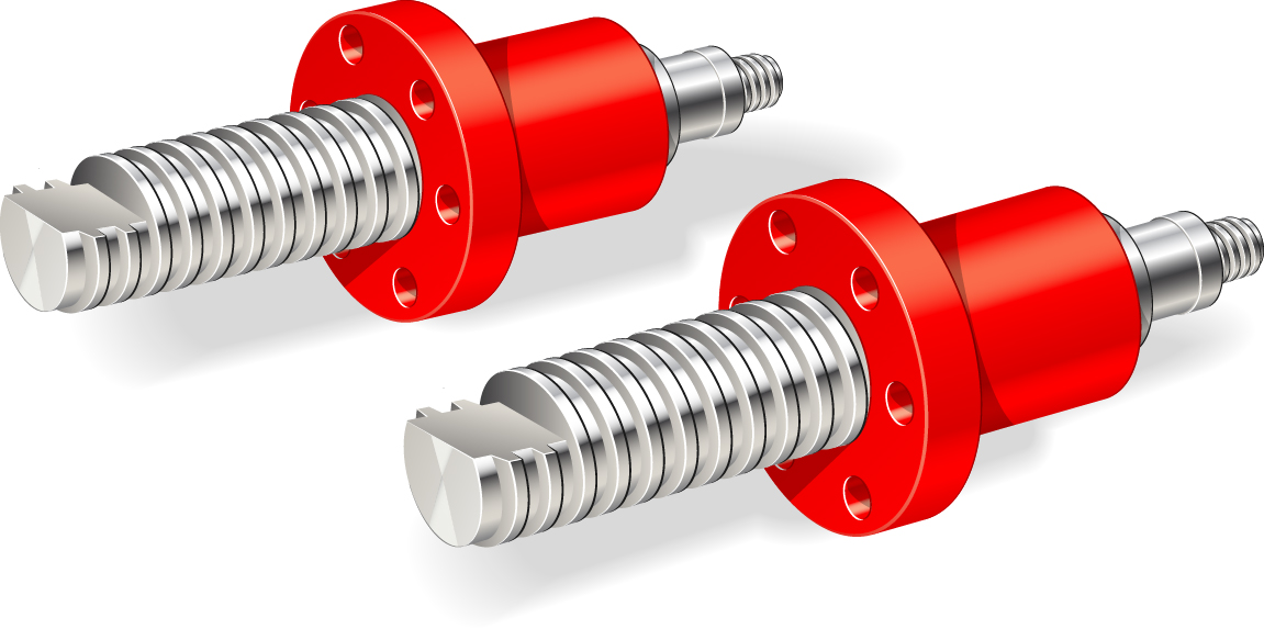 Custom Lead Screws