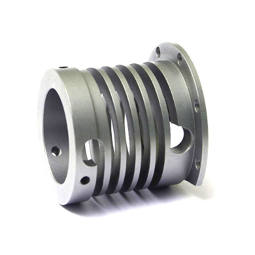 Image Machined Spring end