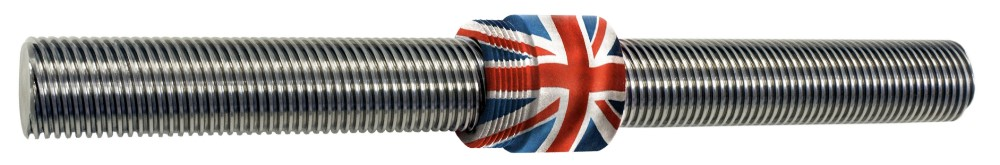 Image abssac union jack screw banner