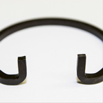 Retaining Ring - Custom formed ends