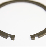 Retaining Rings - Straight cut ends with OD notches