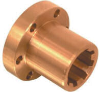 Bronze Flanged Sleeve
