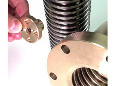 Fast Delivery of Power screws , Nuts and Bearings