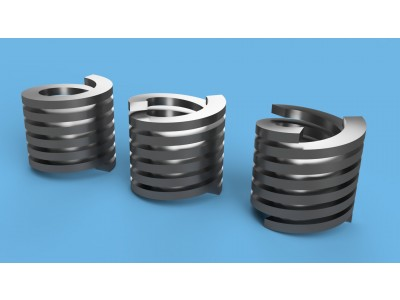 Alternative to Wound Springs ?