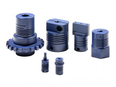 Innovation aids shaft coupling design