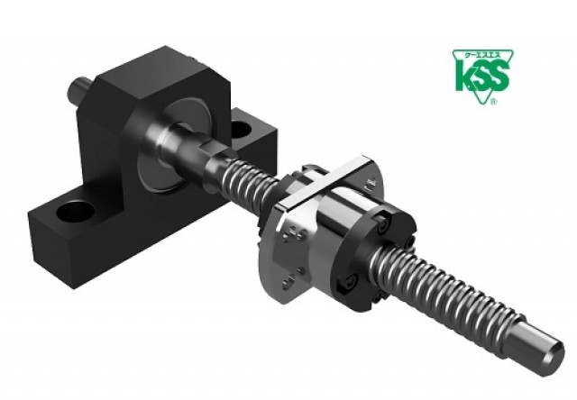 KSS Ball screws - Unmatched quality assurance and reliability.