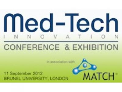 Abssac exhibits at Med-Tech