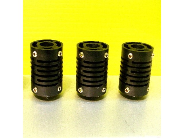INJECTION MOULDED SHAFT COUPLINGS