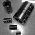 Solid shaft couplings in stock