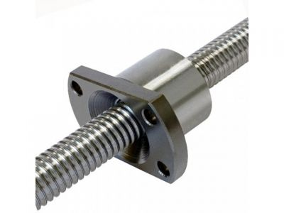 Niche ball screw