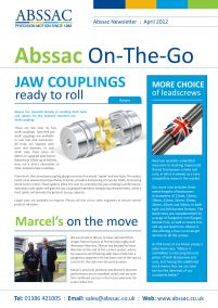 Abssac On-The-Go April 2012