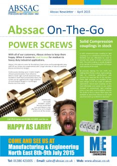 Abssac On-The-Go April 2015