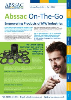 Abssac On-The-Go Spring 2016