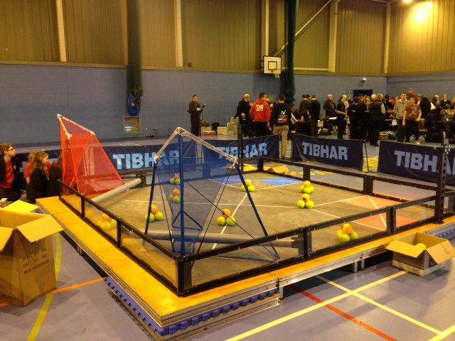 VEX Robotics competition 1
