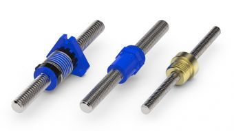 Helix Linear Lead Screws