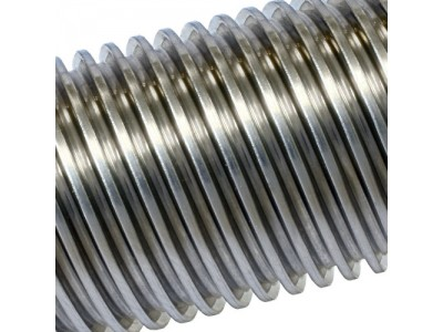 Precision Rolled threads are cost effective