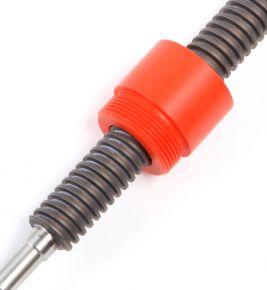 Coated Leadscrews