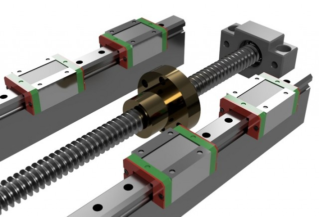 Let our engineers help with you choose the right linear guide