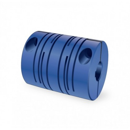 X Slot Shaft Couplings