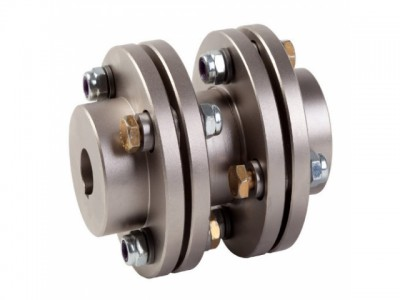 Laminate disc coupling