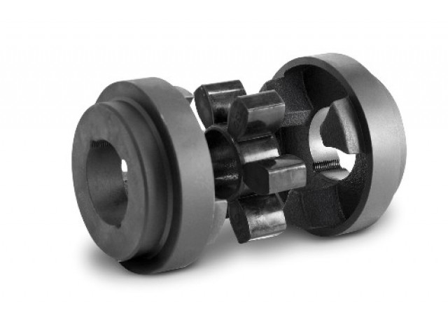 Jaw (short) Shaft coupling