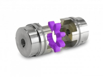 Jaw Shaft coupling