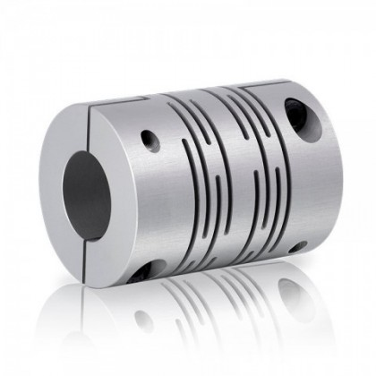 Sliced couplings